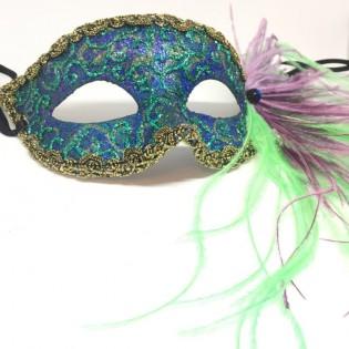 """Карнавальная маска """"Райский остров"""""""