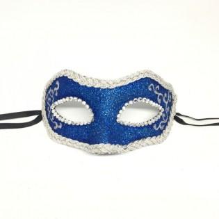 """Карнавальная маска """"Морозный узор"""""""