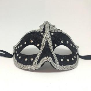 """Карнавальная маска """"Серебряная стрела"""""""