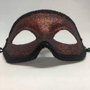 """Карнавальная маска """"Бордо"""""""